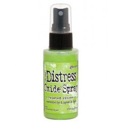 Distress Oxide Spray - Colori - Twisted Citron