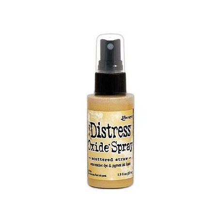 Distress Oxide Spray - Colori - Scattered Straw