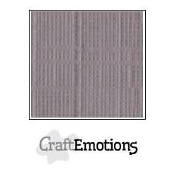 Cartoncino CraftEmotions - Silver