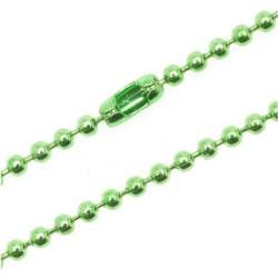 DCIC - Abbellimenti - Catenelle Verde 12cm