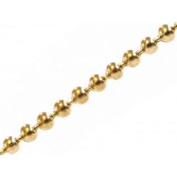 DCIC - Abbellimenti - Catenelle Oro chiare 12cm