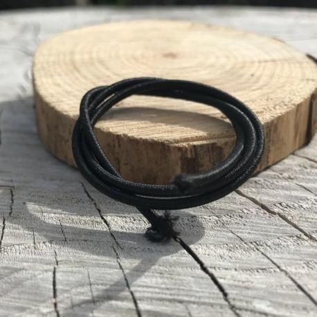 DCIC - Rilegatura - Elastico tubolare Nero 1mm