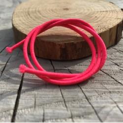 DCIC - Rilegatura - Elastico tubolare Rosa Florescente 1mm