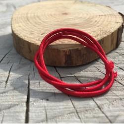 DCIC - Rilegatura - Elastico tubolare Rosso 1mm