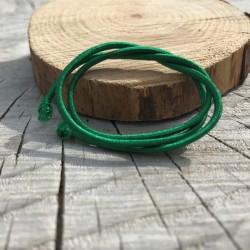DCIC - Rilegatura - Elastico tubolare Verde 1mm