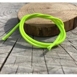 DCIC - Rilegatura - Elastico tubolare Verde Florescente 1mm