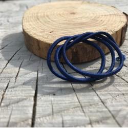 DCIC - Rilegatura - Elastico tubolare Blu Scuro 1mm