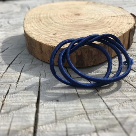 DCIC - Rilegatura - Elastico tubolare Blu 1mm