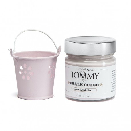 Tommy Art - CHALK COLOR - Rosa Confetto
