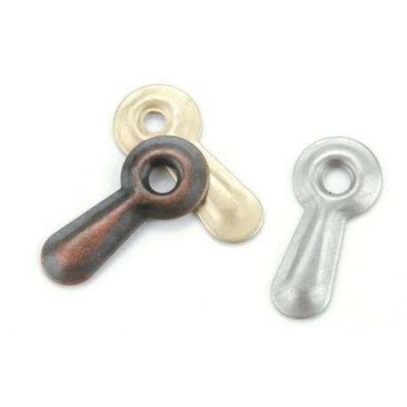DCIC - Abbellimenti - Flipette Metal