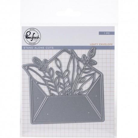 Pink Fresh Studio - Fustella  - Leafy Envelope