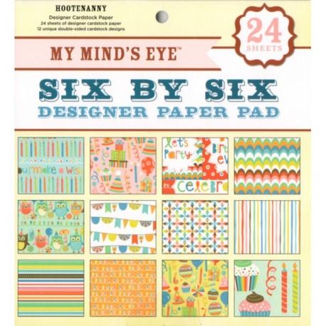 "My Mind's Eye - Kit 6x6"" - Play Date"