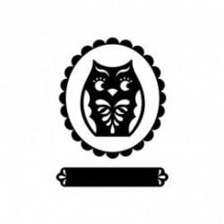 Artemio - Timbro Clear - Hibou