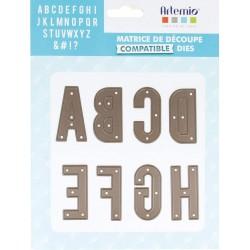 Artemio - Fustelle - Alphabet 18050059