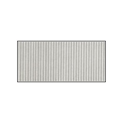 Cartoncino Millerighe sottili 25x32 - Bianco