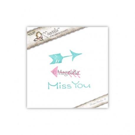 Magnolia - Timbri Cling -Miss You