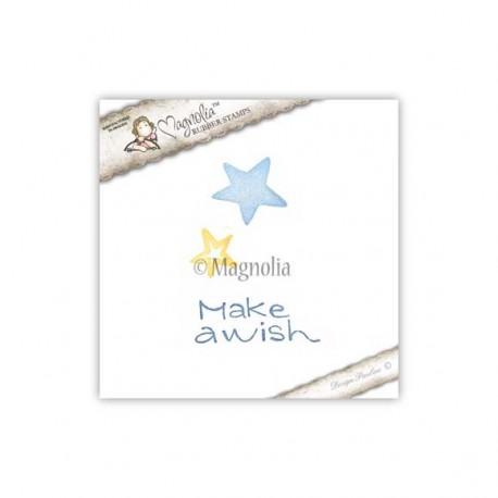 Magnolia - Timbri Cling -Make a wish