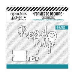 Florileges Design - Fustella - Road Trip