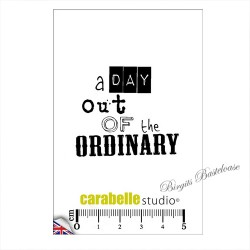 Carabelle - Timbri Cling - A day out of the ordinary