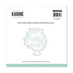 Les Ateliers de Karine - Fustella - Globe voyage