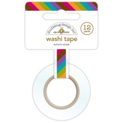 Doodlebug design - Washi Tape - Autumn Stripe