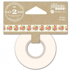Washi Tape - Jillibean Soup - Floral