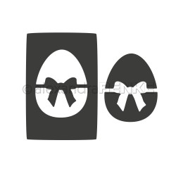 Renke - Fustella - Egg With a Bow