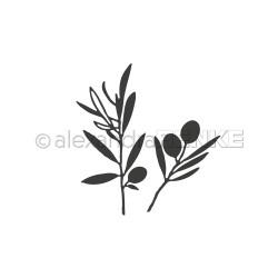 Renke - Fustella - Olive branches