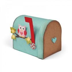 Sizzix - Fustella Bigz XL - Box, Mailbox
