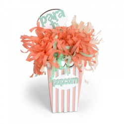 Sizzix - Fustella Bigz Plus - Popcorn Box
