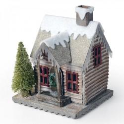 Sizzix - Fustella Bigz - Village Winter