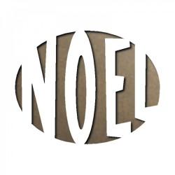 Sizzix - Fustella Movers & Shapers - Noel