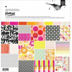 "Basicgrey - Kit Carte12x12"" - Highline"
