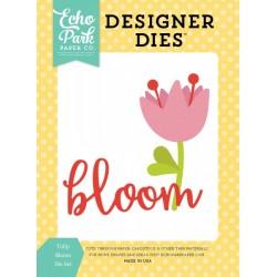 Echo Park - Fustella - Tulip Bloom