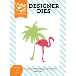 Echo Park - Fustella - Flamingo Palm