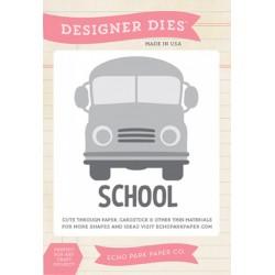 Echo Park - Fustella - School Bus