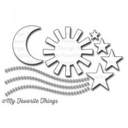 My Favorite Things - Fustella -Sun Moon & Stars