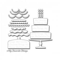 My Favorite Things - Fustella - Bring on the Cake