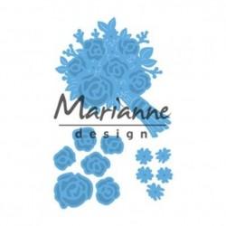 Marianne Design - Fustella - Creatables bridal bouquet