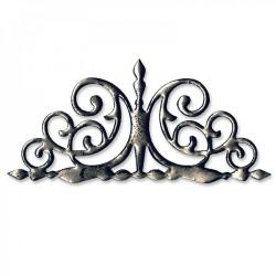 Sizzix - Fustella Originals - Curly Gate