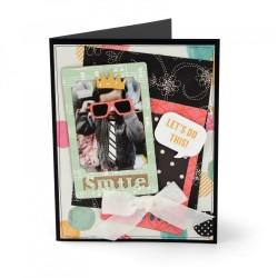 Sizzix - Fustella Thinlits - Photo Frame & Props