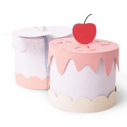 Sizzix - Fustella Thnlits Plus - Cake Box