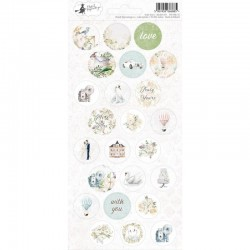 PIATEK13 - Sticker sheet - Truly Yours 03