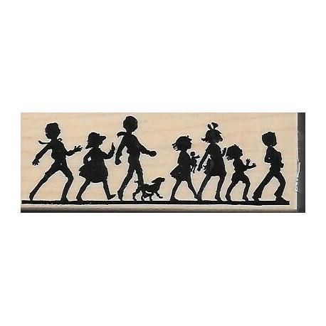 Hero Arts - Timbro legno - It's a Parade