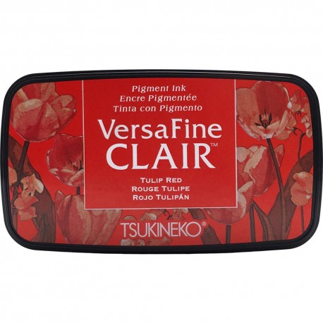 Versafine Clair - Tampone - Tulip Red