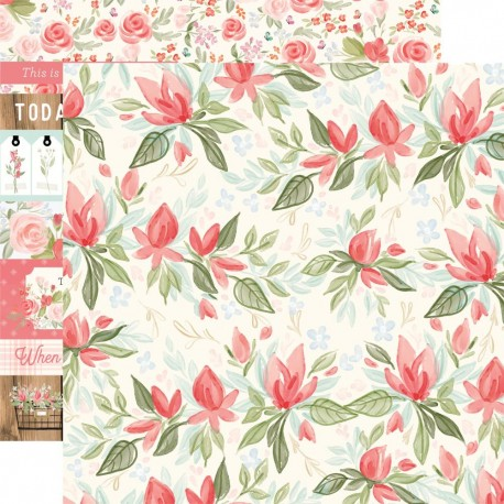 Carta Bella - Carta Farmhouse Market - Timeless Floral