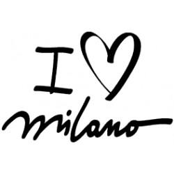 Impronte d'Autore - Timbri Legno - Amo Milano