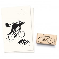 Cats on appletrees - Timbro Legno - Bicycle