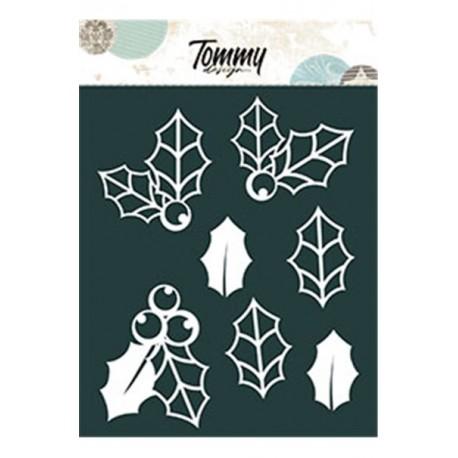 Tommy Design- I Ritagli - Agrifoglio