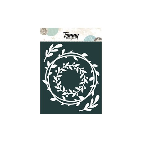 Tommy Design - Le Maschere - Ghirlande A5